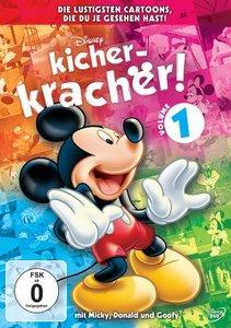 Kicher-Kracher!