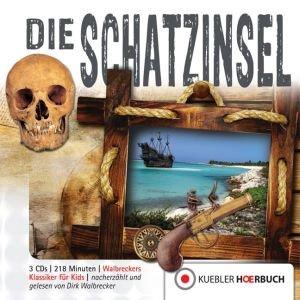 Die Schatzinsel, 3 Audio-CDs