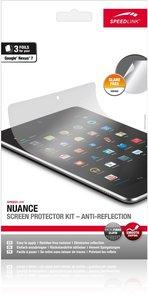 NUANCE Anti-Reflektion Screen Protector Kit für Google Nexus 7