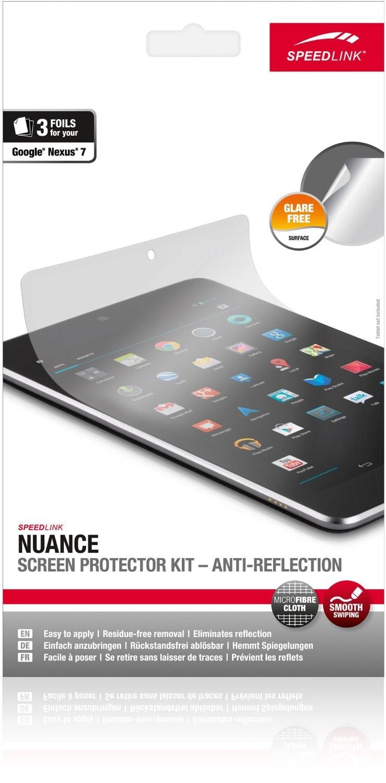 Speedlink SL-7310-AE Nuance Anti-Reflektion Screen Protector Kit