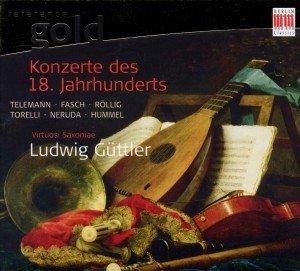 Konzerte Des 18.Jahrhunderts
