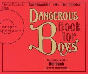 Dangerous Book for Boys, deutsche Ausgabe, 4 Audio-CDs