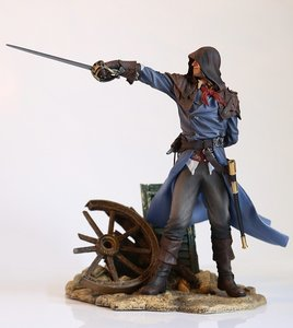 Assassins Creed - Unity - Arno: The Fearless Assassin Figur (UBICollectibles)