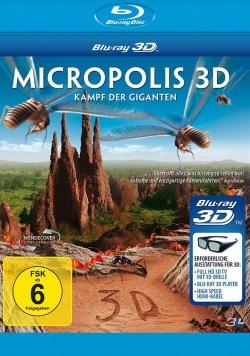 Micropolis - Kampf der Giganten 3D