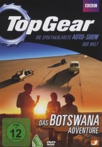 Top Gear - Das Botswana Adventure