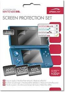 Speedlink SCREEN PROTECTION Set, Schutzfolien für N3DS
