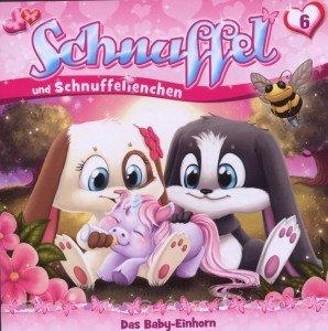Das Baby-Einhorn, 1 Audio-CD