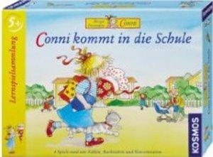 Kosmos 6982700 - Conni kommt in die Schule, Lernspielesammlung