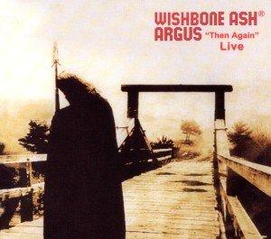 "Argus \""Then Again\"" Live, 1 Audio-CD"
