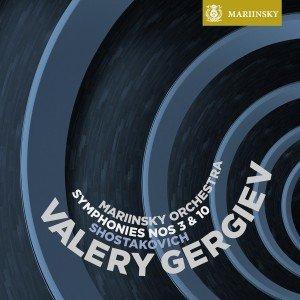 Gergiev/Mariinsky Orchestra & Chorus: Sinfonien 3 & 10