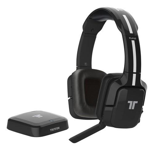 TRITTON® KunaiÖ Wireless Stereo Headset, schwarz
