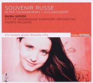 Souvenir Russe - Peter Tschaikowsky Violinkonzert, 1 Audio-CD