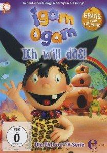 Ich will das!, 1 DVD