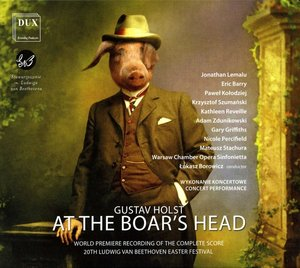 Riders to the Sea/At the Boar\'s Head op.42