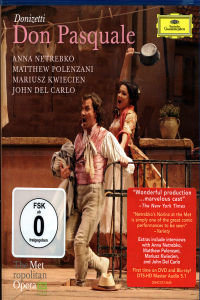 Don Pasquale, 1 Blu-ray