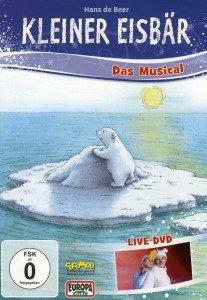 Kleiner Bär, Das Musical - Live DVD, 1 DVD