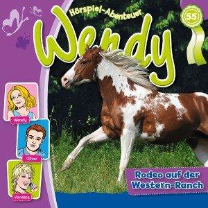 Wendy - Rodeo auf der Western-Ranch, 1 Audio-CD