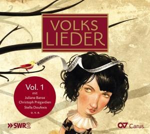 Volkslieder Vol. 1