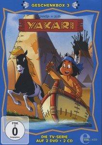 Yakari - Die Geschenkbox 3