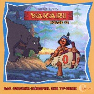 Yakari, 1 Audio-CD. Folge.12