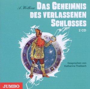 Das Geheimnis des verlassenen Schlosses, 2 Audio-CDs