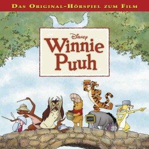 Winnie Puuh, auf grosser Reise, Audio-CD