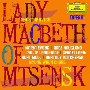 Lady Macbeth of Mzensk, 2 Audio-CDs