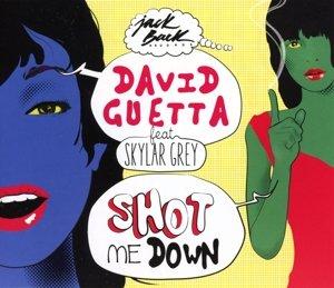 Shot Me Down (2track)