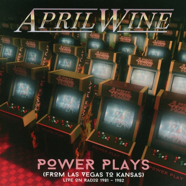 Power Plays (Live Radio Broadcasts 1981-1982)
