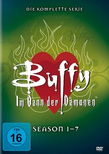 Buffy – Im Bann der Dämonen – Complete Box