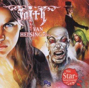 Faith -The Van Helsing Chronicles - Der Fluch der Salaün, 1 Audio-CD