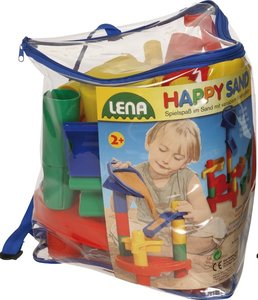 Lena 05040 - Happy Sand 16, Rucksack
