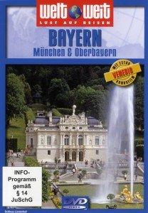 Bayern: München & Oberbayern, 1 DVD