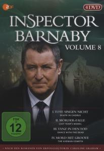 Inspector Barnaby - Vol. 08