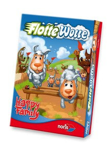 Noris 606017340 - Flotte Wolle