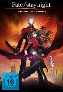 Fate - Stay Night - Unlimited Blade Works