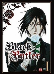 Black Butler - 1.Staffel - Box 1