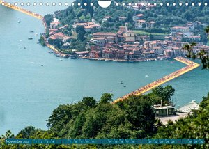 Iseo-See (Wandkalender 2022 DIN A4 quer)