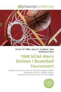 1968 NCAA Men\'s Division I Basketball Tournament