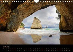 Südseetraum Neuseeland (Wandkalender 2022 DIN A4 quer)