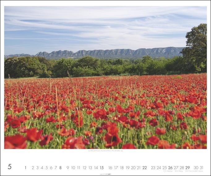 Provence Kalender 2022