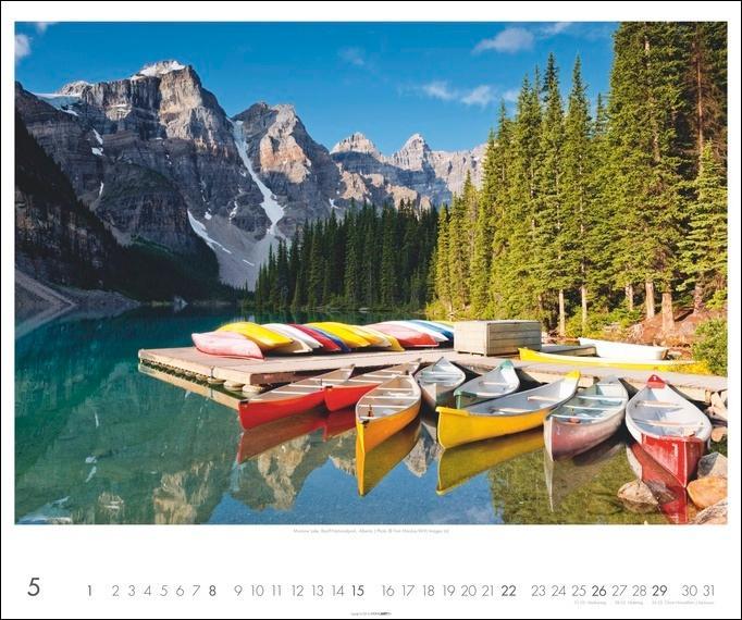 Kanada Kalender 2022