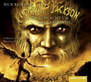 Percy Jackson - Teil 4
