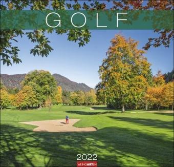 Golf Kalender 2022