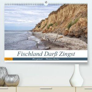Fischland Darß Zingst - wie gemalt (Premium, hochwertiger DIN A2