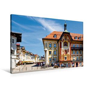 Premium Textil-Leinwand 90 cm x 60 cm quer Marienstift