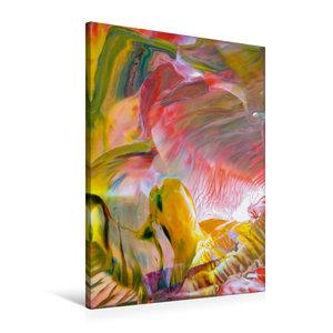 Premium Textil-Leinwand 60 cm x 90 cm hoch Wege zum Licht