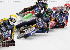 Ice Speedway (Wandkalender 2022 DIN A4 quer)