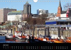 Hamburg (Wandkalender 2021 DIN A4 quer)