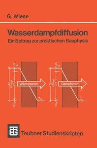 Wasserdampfdiffusion